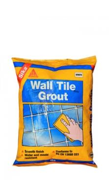 SikaCeram Wall Tile Grout - White