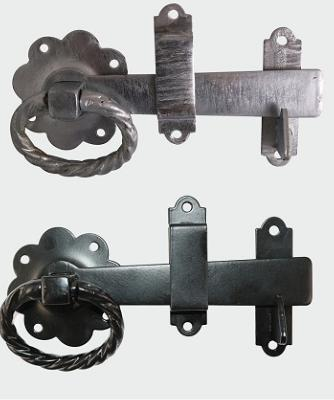 Taurus Twisted Ring Gate Latch