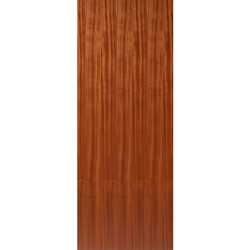 Sapele Veneer FD30 Fire Door