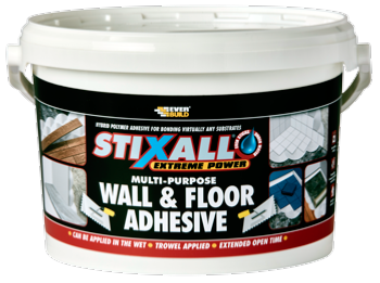 Everbuild Stixall Multi-Purpose Wall & Floor Adhesive