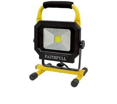 Faithfull 20W COB LED Pod Site Light - 110v