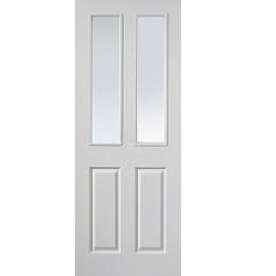 Canterbury White Glazed FD30 Fire Door