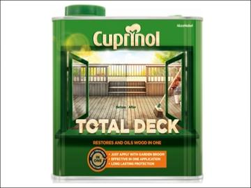 Cuprinol Total Deck 2.5 ltr