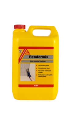 Sika Rendermix 5 Litre