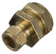 Compression Reducing Connector 22mm - 15mm