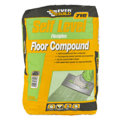 Everbuild Latex Self Levelling Compound 25kg
