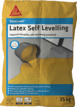 Sika Sikalevel 25 Latex Self Levelling 25kg Emerys