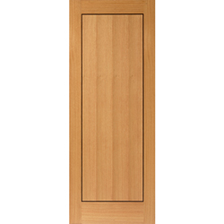 Clementine Oak Flush Door