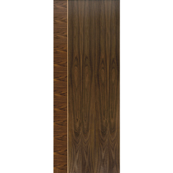 Mayette Walnut Door