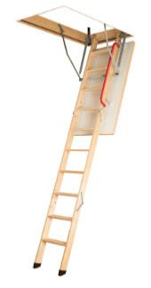 Fakro Timber Loft Ladder ref LWK Komfort