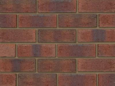 Ibstock New Burntwood Red Rustic