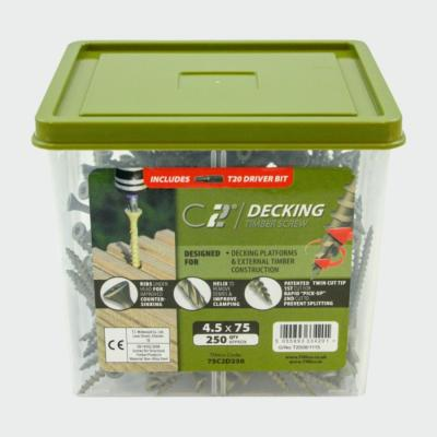 C2 Decking Screws