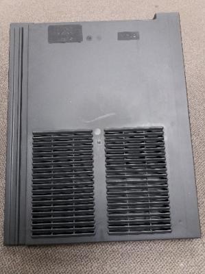 Timloc Profiled Tile Ventilator Anthracite