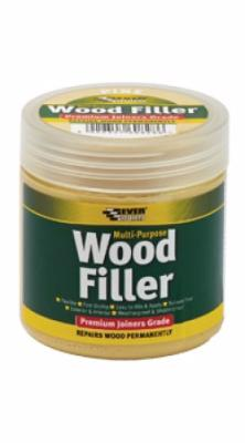 Everbuild Multi Purpose Premium Joiners Grade Wood Filler 250ml
