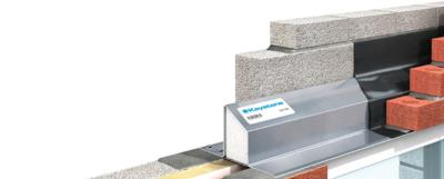 Keystone Cavity Wall Lintels