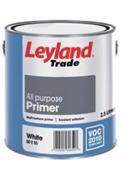Leyland Trade All Purpose Primer 750ml - White