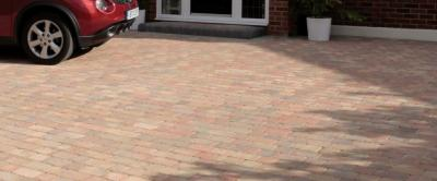 Bradstone Woburn Rumbled Block Paving per m2