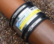 Flexseal Flexible Couplings - Standard Couplings
