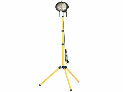Faithfull 500W Single Floodlight on Adjustable Stand