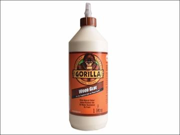 Gorilla PVA Wood Glue 1 litre
