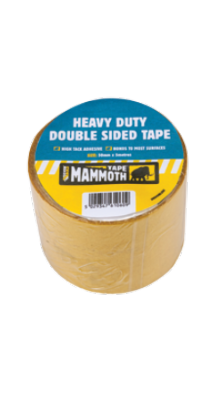 Everbuild Heavy Duty Double Sided Tape 50mm x 5mtr