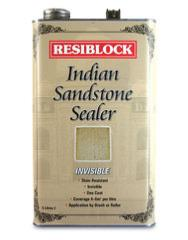 Resiblock Indian Sandstone Sealer - Invisible 5 ltr