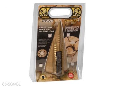 Roughneck Wood Grenade Splitting Wedge Emerys