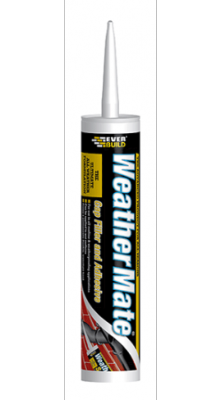 Everbuild Weather Mate Clear 310ml