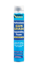 Everbuild Gun Grade Foam 750ml 2207