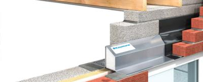 Keystone Wide Inner Leaf Cavity Wall Lintels