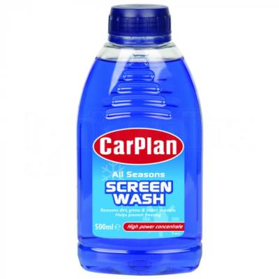 CarPlan All Seasons Screen Wash (500ml)