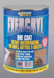 Everbuild Evercryl One Coat Roof Repair 2.5 ltr