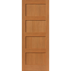 Snowdon Oak FD30 Fire Door