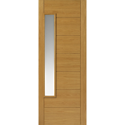 Therm - L Alsace Oak External Door