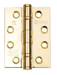 Dale Hardware Ball Bearing Hinges CE13 - 102 x 76 x 3.0mm