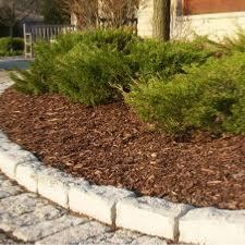 Bark Mulch Chippings