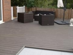 Composite Decking Board 150mm x 25mm per 4.8mtr length