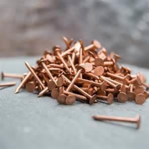 Copper Clout Nails - 30mm