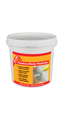 Sika Mix Powdered Mortar Plasticiser 250 Sachet Bucket