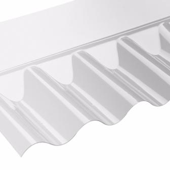 "Vistalux 3"" PVC Wall Flashing"