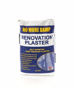 Wykamol No More Damp Renovation Plaster 20kg bag