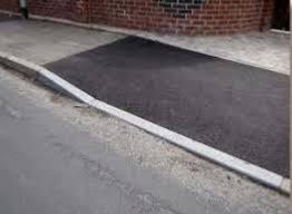 Bullnosed Straight Kerb 150mm x 125mm
