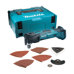 Makita DTM51ZJX7 18v Multi Tool LXT - Body Only