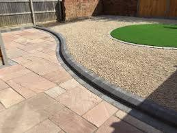 Natural Sandstone Paving Patio Kit 15.30m2 Pack - Modac