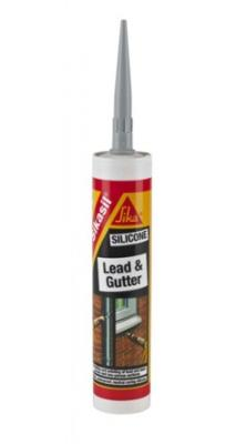 Sika Lead and Gutter Sealant 300ml - Grey