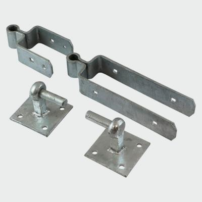 Taurus Double Strap Fieldgate Hinge Set