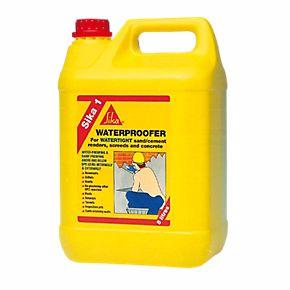 Sika 1 - Waterproofer 5ltr