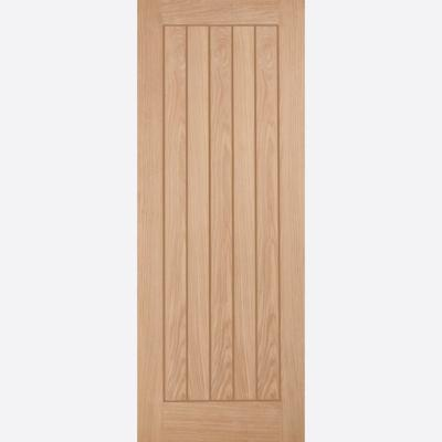 Belize Unfinished Oak Internal Door 1981 x 762 x 35mm