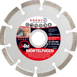 Dronco Diamond Cutting Discs