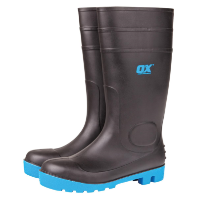 Ox Safety Wellingtons